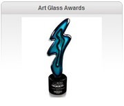Art Glass Plaques & Trophies Manufacturer